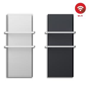 Radiatore Scaldasalviette a Controllo Digitale - ICON 2B e ICON 2B Wi-Fi