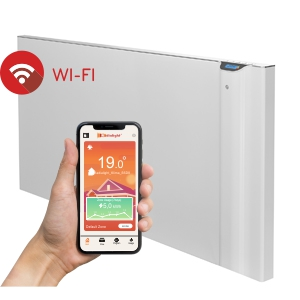 Radiatori elettrici Dual-therm Connessi - KLIMA Wi-Fi