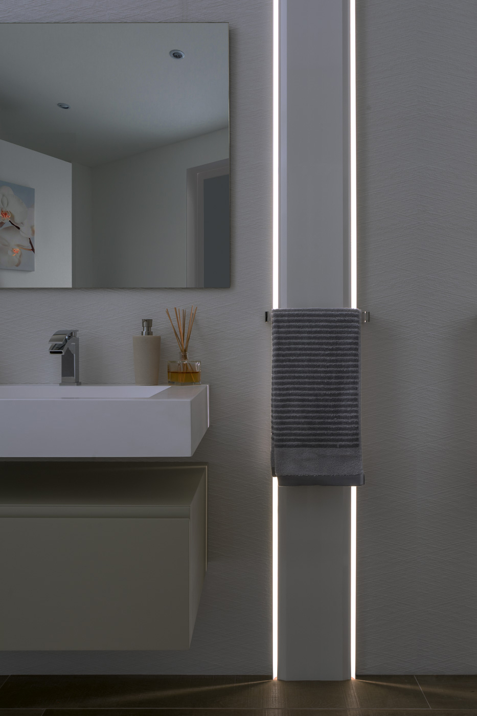 Thermodul Vertical Led